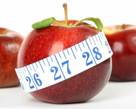 calories and weight loss when dieting