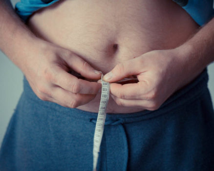 How to lose stubborn fat the healthy way