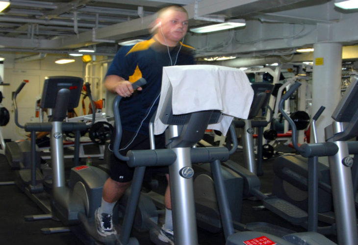 Elliptical trainer benefits weight loss