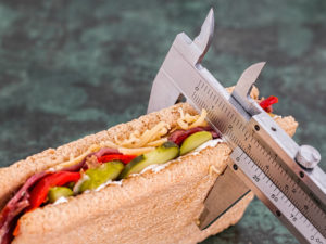 How much should you eat to lose weight