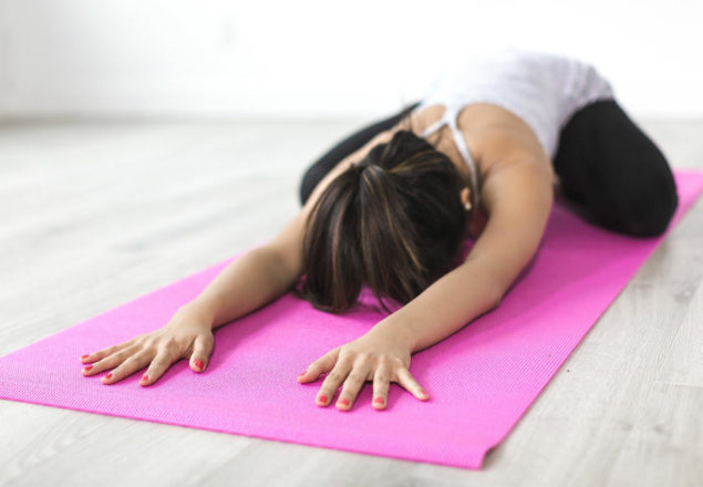 The 5 Great Yoga Benefits