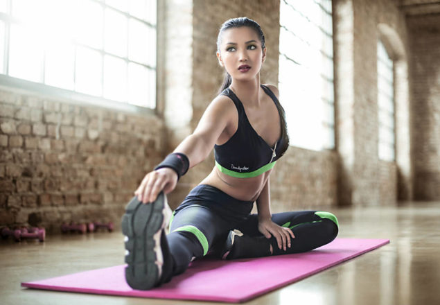 How Yoga Postures for Weight Loss Works